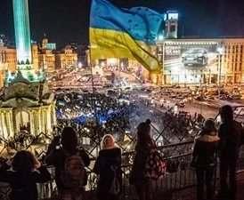 В Украине отмечают День достоинства и свободы