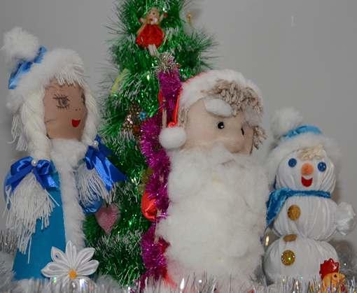 Чем задобрить новогоднюю елку: хенд-мейд в Харькове