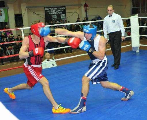 В Харькове собрался цвет украинского бокса