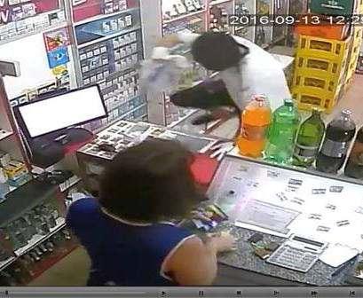 Харьковские детективы раскрыли разбойное нападение на магазин
