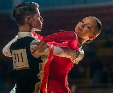 В Харькове пройдет международный фестиваль по спортивным танцам
