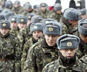 В Харьковской области досрочно завершили осенний призыв