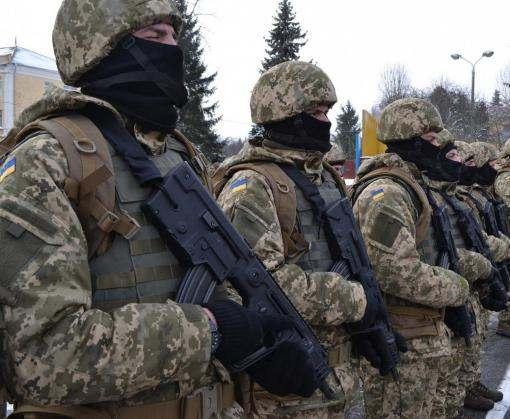 Силы специальных операций Украины запустили собственный сайт