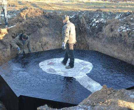 В селе на Харьковщине реконструируют водопровод