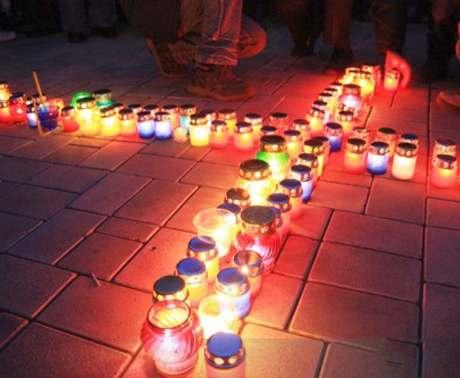 Харьковчане зажгут свечи в память о жертвах голодомора