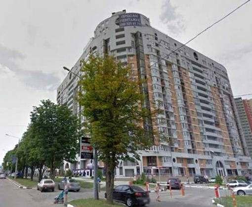 В Харькове женщина выпрыгнула с 21-го этажа