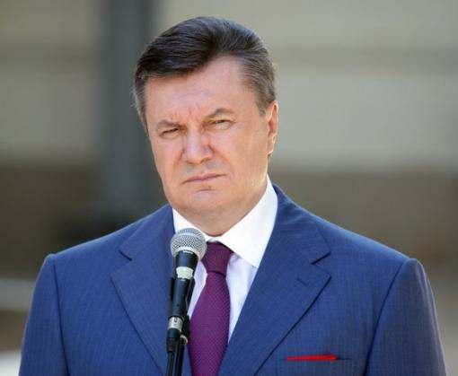 Виктор Янукович рассказал о своем видении событий на Майдане