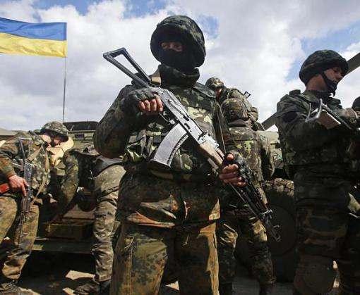 Украинская армия стала восьмой в Европе по военной мощи