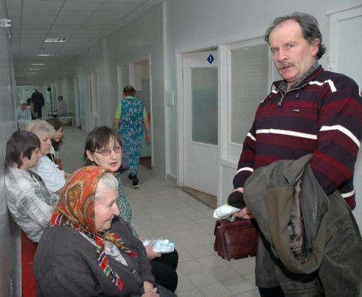 Началось: грипп пожаловал в Харьков на две недели раньше