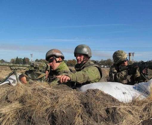 Харьковские школьники познакомятся с армейскими буднями