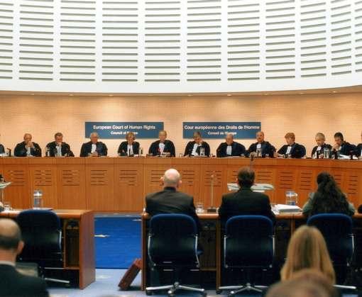 Как подать заявление в Европейский суд по правам человека