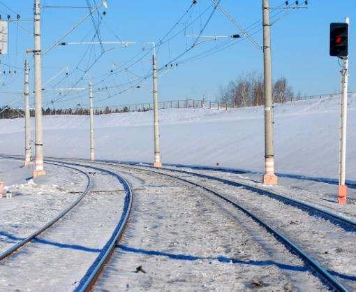 Как снегопад повлиял на работу железных дорог