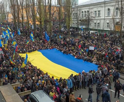 Почему революции в Украине происходят в ноябре