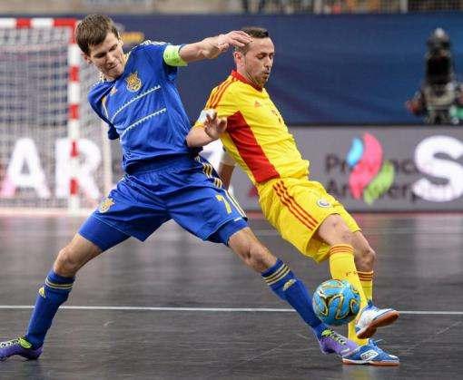 Украинская  сборная победила досрочно