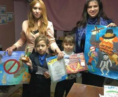 В Харькове прошла акция «16 дней против насилия»