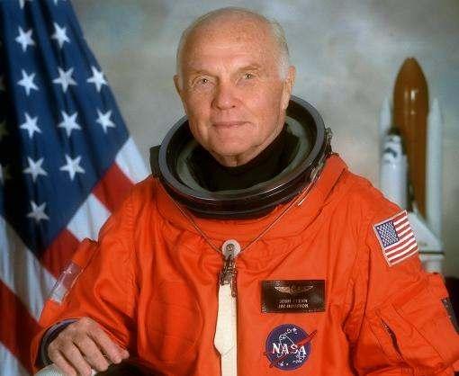 Умер американский астронавт Джон Гленн