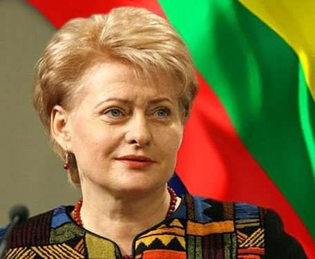 Чем закончился визит Дали Грибаускайте в Украину