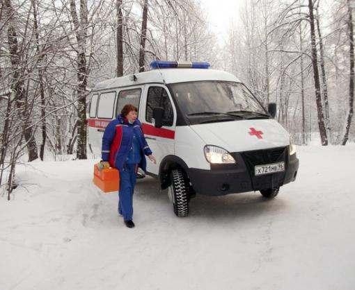 В Харьковской области сугробы «берут в плен» автомобили