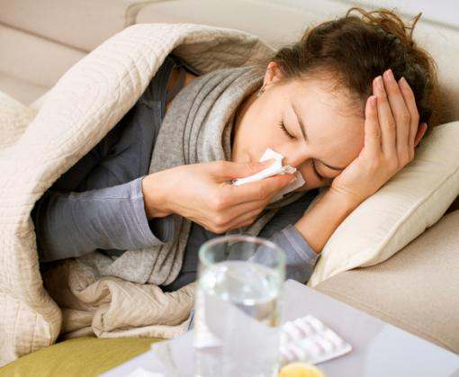 Харьковчан ждет новая волна гриппа