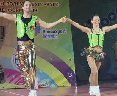 В Харькове пройдет чемпионат Украины по акробатическому рок-н-роллу