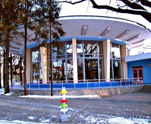 Кафе «Кристалл»: проверено временем и поколениями харьковчан!