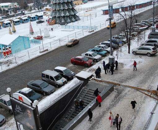 Приживутся ли в Харькове подземные паркинги