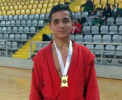 Харьковский кадет выиграл «золото» чемпионата мира