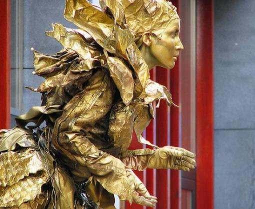 В Харьков съедутся уличные артисты