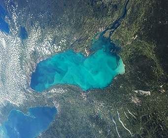 Вычислен общий объем озер мира