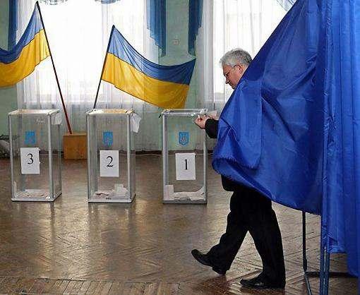 «Батькивщина» победила на местных выборах в Украине