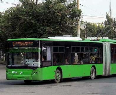В Харькове раскошелились на новые троллейбусы