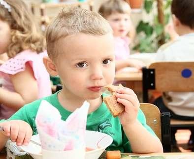 Стоимость питания в детских садах вырастет