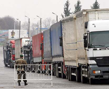 СБУ раскрыла схему поставок продуктов в Донбасс