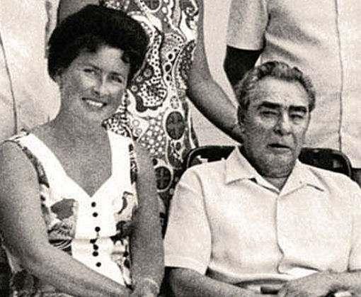 Судьба наказала Брежнева, разлучив его с любимой