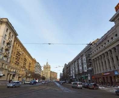 На Павловской площади в Харькове начинается монтаж