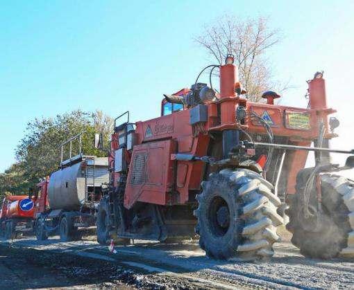 Харьковскую область назвали лидером по ремонту дорог