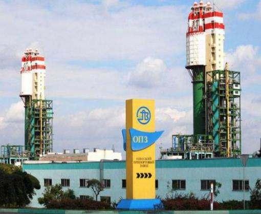 Кабмин решил остановить Одесский припортовый завод и сдать его в аренду
