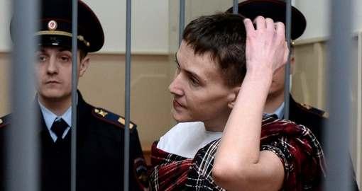 Законопроект Надежды Савченко облегчил жизнь осужденным