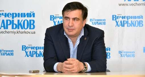 Михеил Саакашвили: «Ненавижу долгие дни отдыха» (видео)
