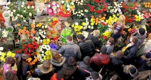На 8 марта в Харькове будут рисовать открытки и потакать капризам