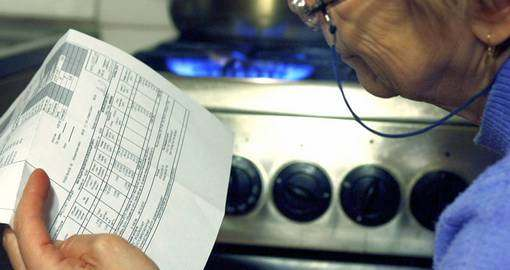 Плата за газ в Харькове снова выросла