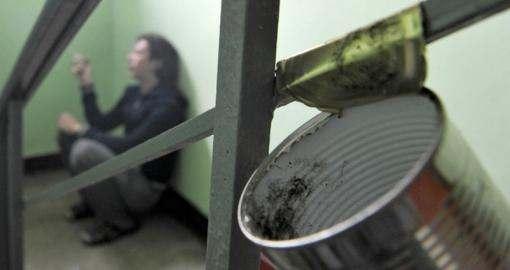 В Харькове предлагают «стучать» на курильщиков