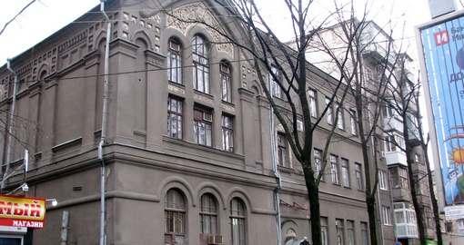 В Харькове снимут фильм о самом трагическом доме в Украине
