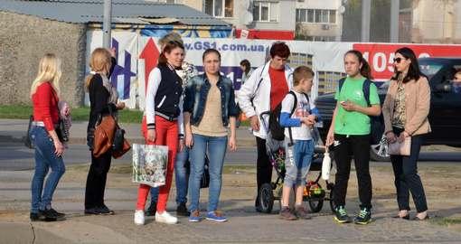 В Харькове в тренде рыжеволосые