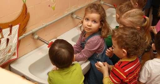 В харьковских детсадах перестанут требовать медицинские справки