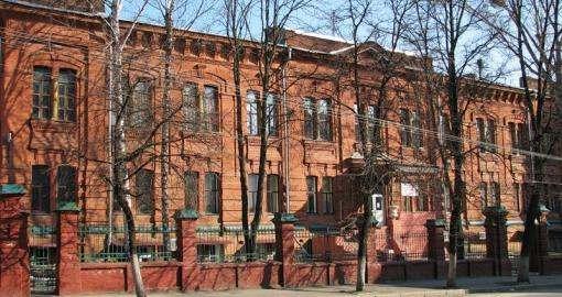 Какая судьба ждет Харьковский медицинский колледж №1