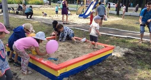Детские площадки таят опасность