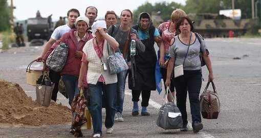 Переселенцы завалят харьковские суды исками