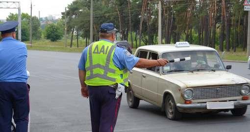 В Харькове объявлена охота на водителей