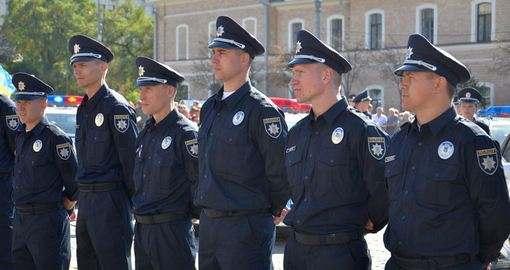 Харьковской полиции нужны сотрудники